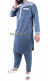 Suit EH08 with short qamis