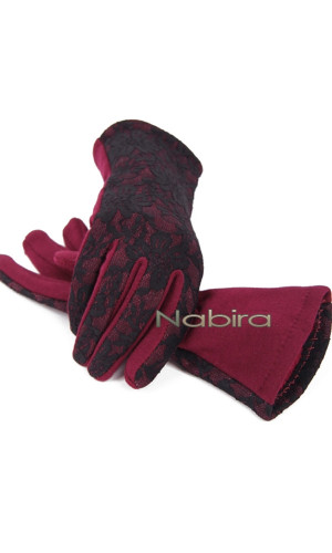 Lace Gloves wool G7