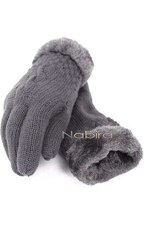 Fur gloves G8