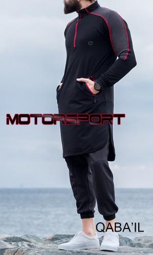 Qamis short Motorsport