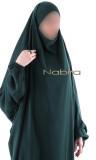 "one-piece jilbab ""luxury crepe"""