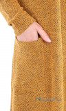 Cardigan Wool GL52 Basic