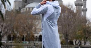 Qamis short BEHOOD NEO Qaba'il