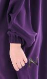 Jilbab 2 pieces skirt microfiber girl