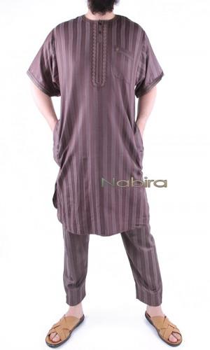 Suit short Qamis EH16