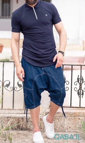 Sarouel short Jean Qaba'il