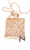 Necklace COL28 perfume bottle