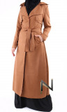 Trench coat TL19 suede
