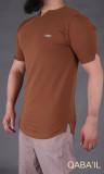 Tshirt LEVEL V-neck Est.1436 Qaba'il