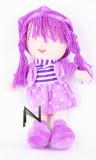 Fatima plush doll without eyes