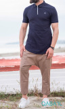 T-shirt Polo ZIP Qaba'il