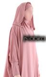 Abaya hijab Nesrine hood
