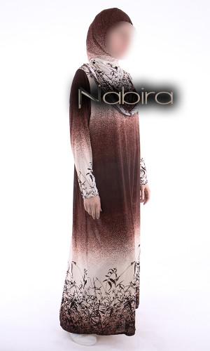Hijab dress RCL04 1 piece prayer