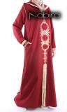 Djellaba hood DJP21 sfifa and embroidery