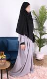 Egyptian Khimar niqab KH03 2 lengths