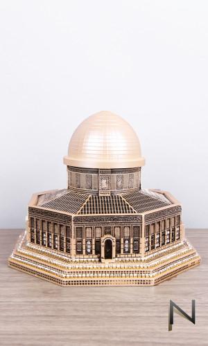 Decorative Al-Quds Mosque
