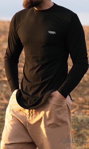 Light sweatshirt Qaba'il ribbed LEVEL