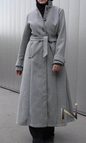 Coat MCL29 high collar