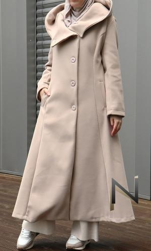 Coat MCL27 shawl collar