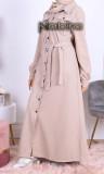 Dress GL64 blouse style