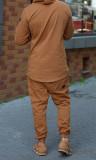 Kameron stretch cotton top Qaba'il
