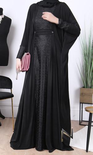 Abaya Dubai Tahira...