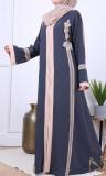 Abaya Hamida lace