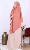 Khimar KH05 Saphyr fabric