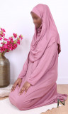 Salat Hijab Dress RCL05