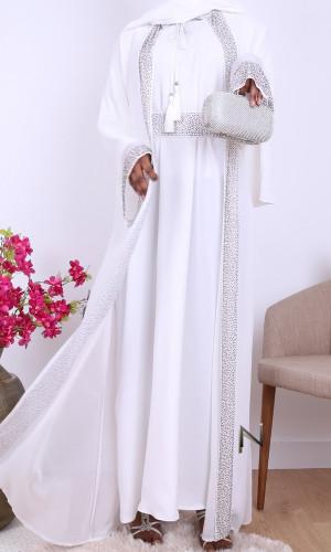 Abaya Dubai Amber 2 pieces...