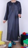 Qamis children IKAF QE14 fine stripes