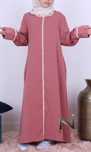 Abaya girl AF49 crochet...