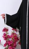 Abaya Dubai Lamya butterfly Harir Sultan