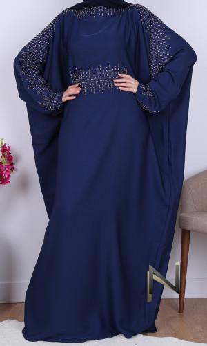 Abaya Dubai Narjis strass...