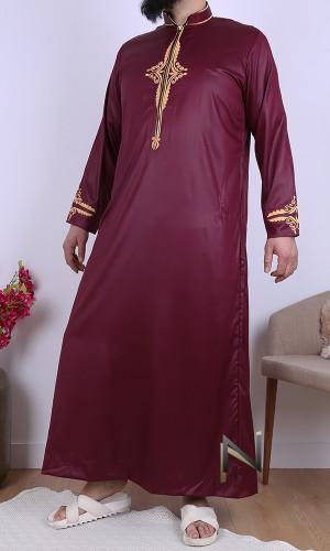 Thobe Emirati QH32 zipped...