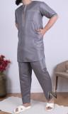 Suit EH17 short qamis and harem pants