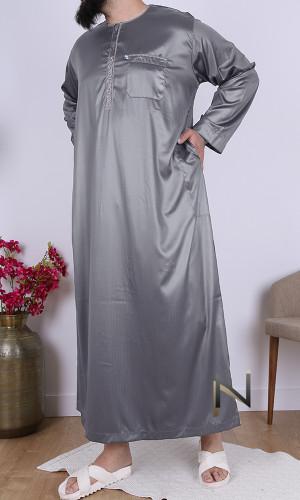 Thobe  shiny QH38 long sleeves