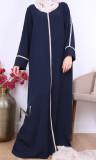 Abaya Joumana crochet lace