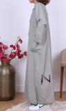 Emirati qamis child QE16 long sleeves