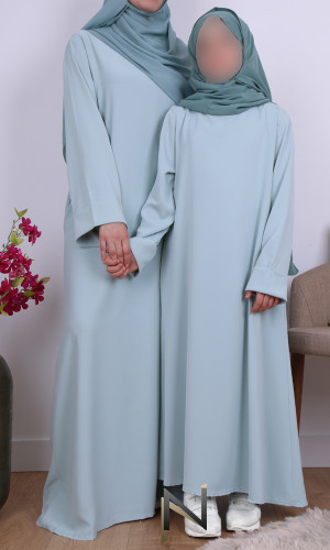 Abaya girl AF51 Saphyr...