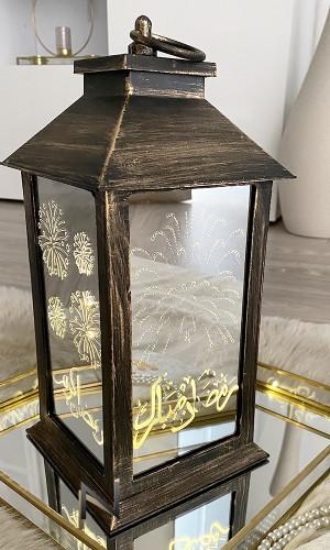 Decorative led lantern...