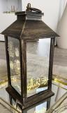 Decorative led lantern Ramadan Mubarak