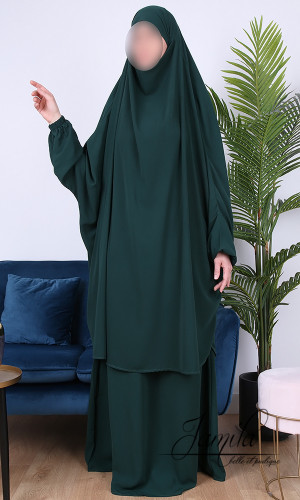 Jilbab 2 pieces skirt Rania...