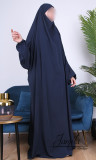 Jilbab 1 piece Rania light microfiber high quality