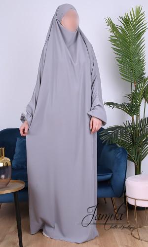 Jilbab 1 piece Rania light...