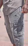 Polo ZIP UP short-sleeved Qaba'il