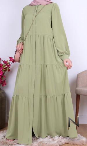 Bohemian maxi Dress RLP111...