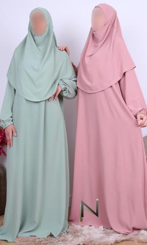 Hijab dress Premium RCL08...