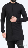 Ultra light officer collar shirt Qaba'il