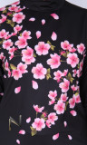 Burkini turban BK98 cherry blossoms